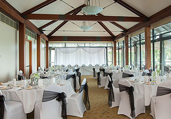 hotel function room interior hunter valley wine region new south wales australia