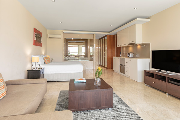 Oaks Santai Resort Casuarina Studio Apartment