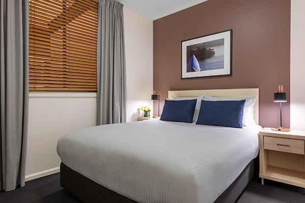 Oaks Sydney Goldsbrough Suites 1 Bedroom