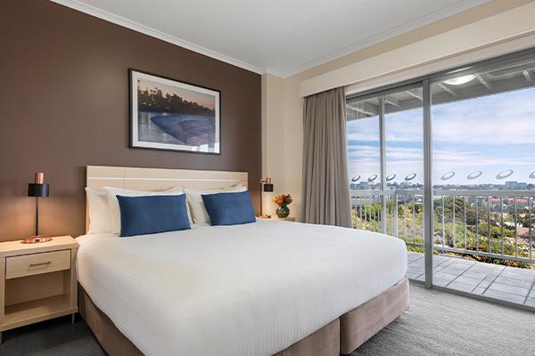 Oaks Sydney Goldsbrough Suites 2 Bedroom
