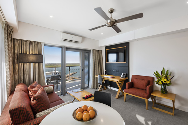 Serviced Apartments Darwin | Apartments at Oaks Elan Darwin