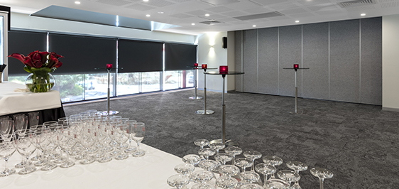 large events room for hire in Darwin close to Convention Centre