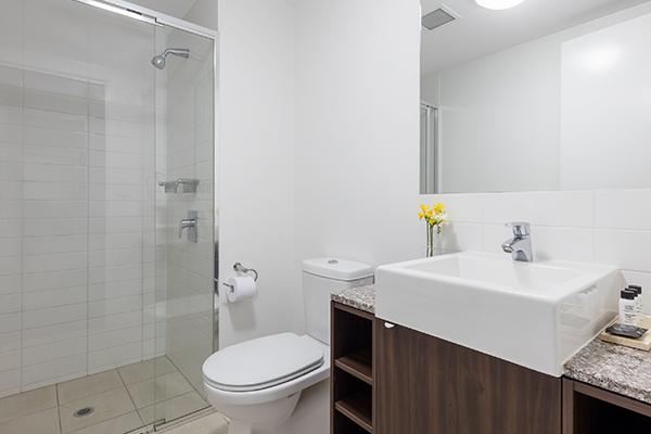 Oaks Brisbane Aurora Suites 2 Bedroom Executive River View