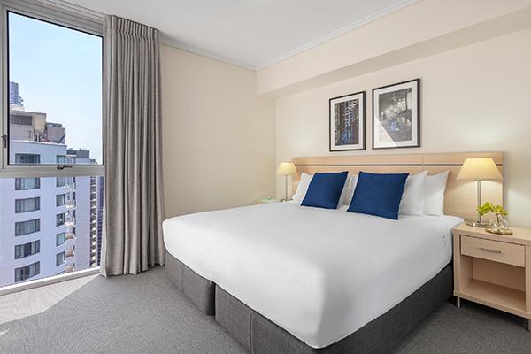 Oaks Brisbane Festival Suites 1 Bed Executive