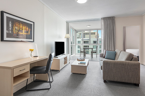 Oaks Brisbane Festival Suites 1 Bed Executive