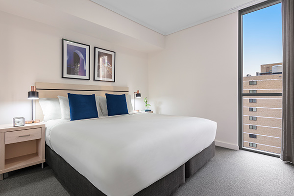 Oaks Brisbane Festival Suites 2 Bedroom