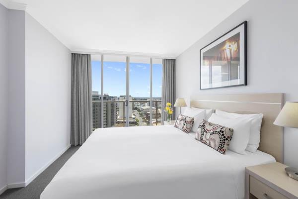 Oaks Brisbane Lexicon Suites 2 Bedroom Executive