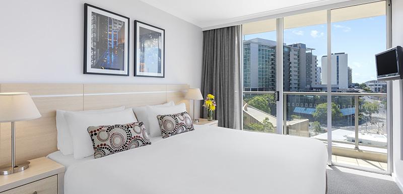 Oaks Lexicon 1 Bedroom