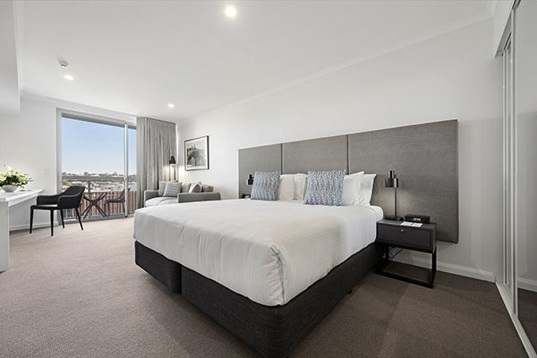 Oaks Toowoomba Hotel Hotel Room