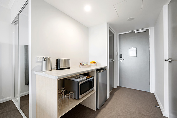 Oaks Toowoomba Hotel Two Bedroom Dual Kitchen