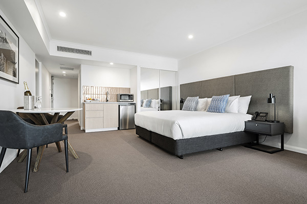 Oaks Toowoomba Hotel Two Bedroom