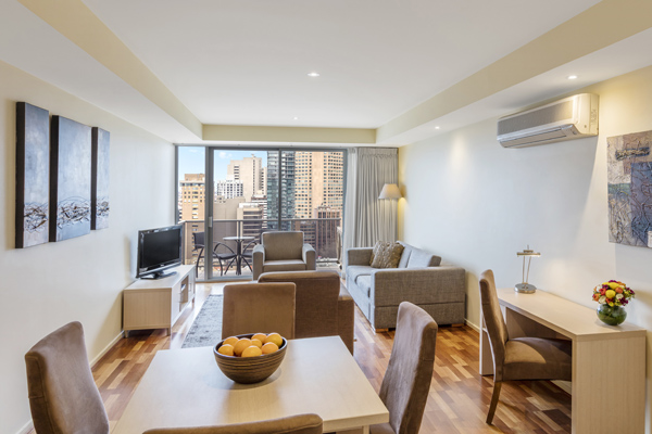 Oaks Melbourne on Lonsdale Suites | Official Website ...