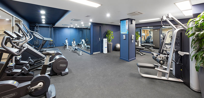 Oaks on Market Gym Melbourne hotel