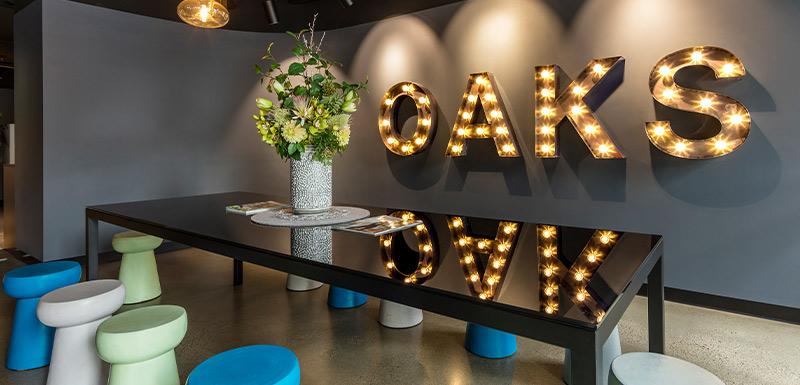 Oaks Melbourne Southbank Suites