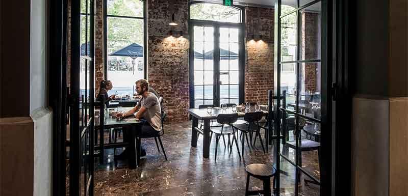 Dee Casa restaurant on oaks Wrap on southbank