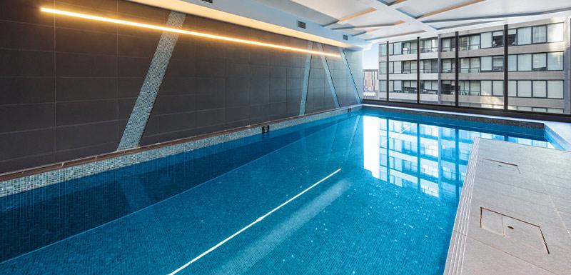 Oaks WRAP on Southbank Pool