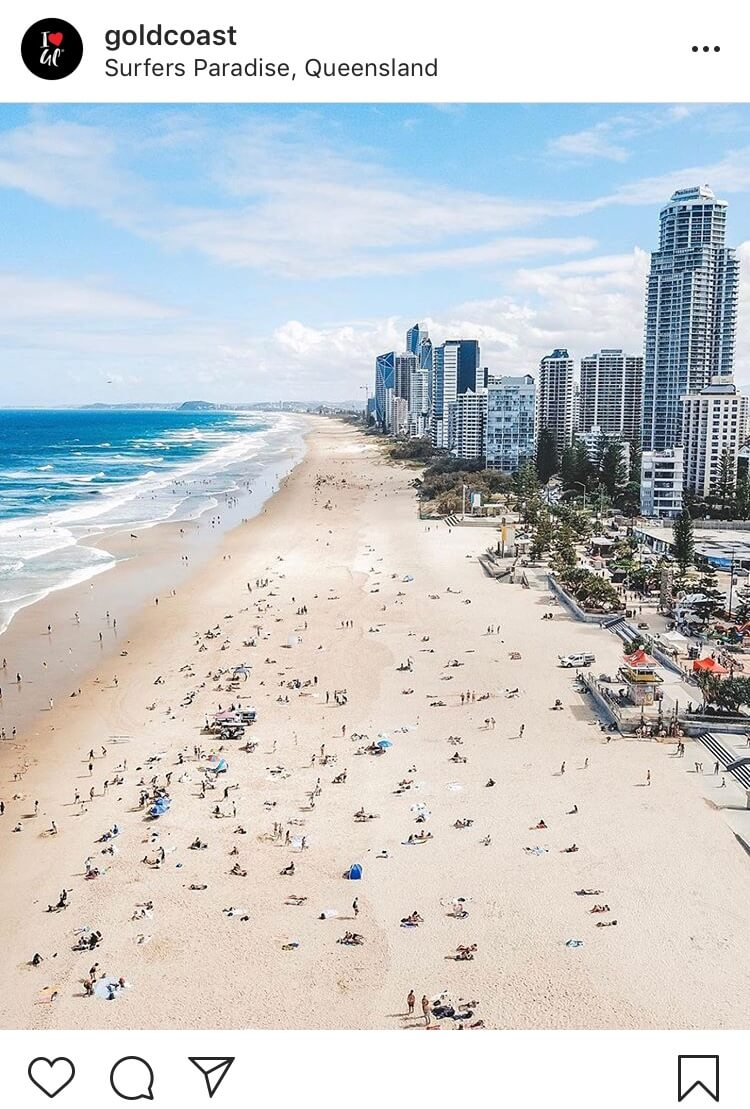 Gold Coast Beaches