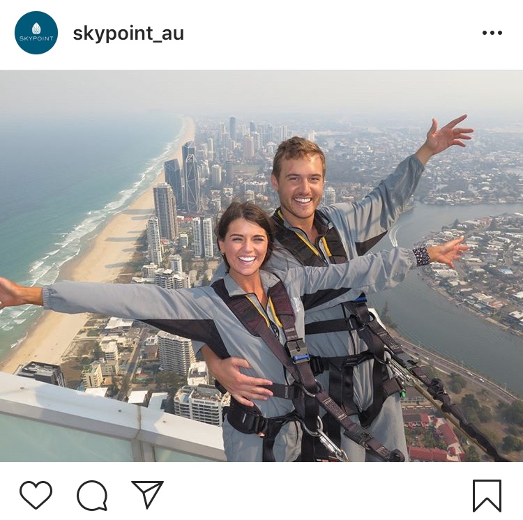 Sky Point Climb Gold Coast