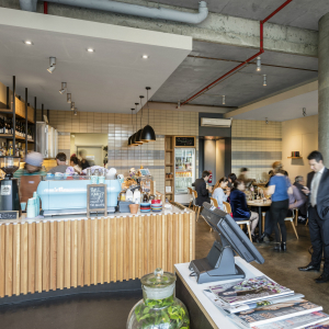 Get your caffeine hit in Melbourne