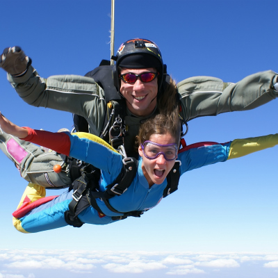 Thrill Seeking in the Hunter Valley