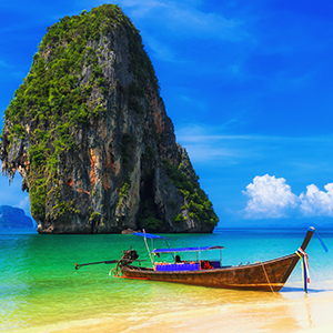 Escape to Thailand this summer