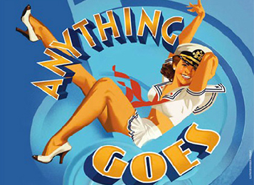 Oaks Partners With Smash Hit Musical Anything Goes
