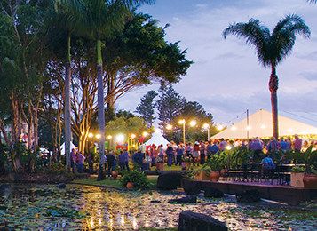oaks oasis resort events by the lagoon