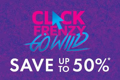 Click Frenzy Offer Oaks