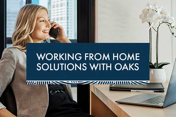 Remote Working Solutions | Oaks Hotels and Resorts