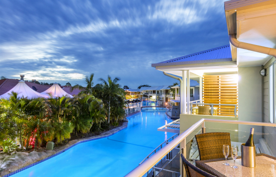 Port Stephens Hotels Holiday Apartments By Oaks Hotels