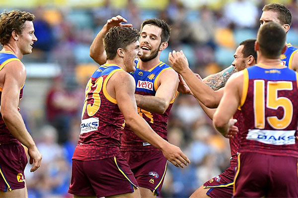 Oaks Teams up with the Brisbane Lions