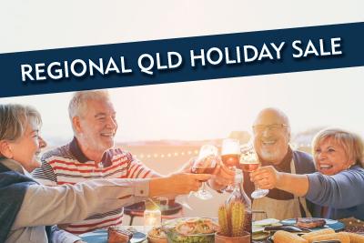 Oaks Hotels Regional Queensland Holiday Sale Teaser Image
