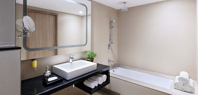 Oaks Bodhgaya India - Suite - Bathroom