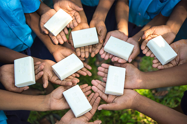 Oaks Hotels & Resorts named as Hotel Champion for Soap Aid's 'Hotel to Hands' Program