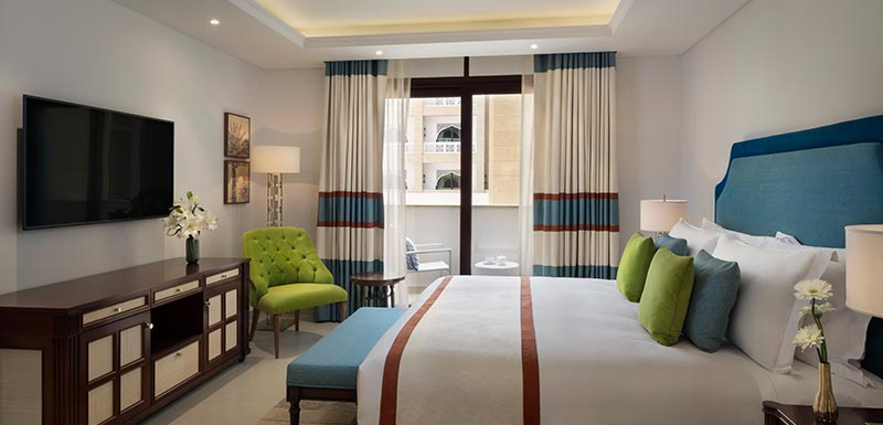 Al Najada Doha Hotel Apartments by Oaks - One Bedroom Apartment