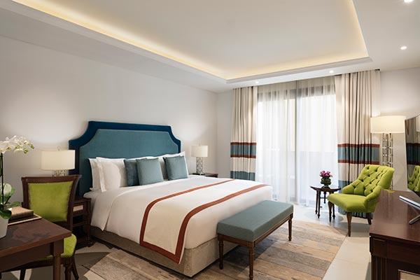 Al Najada Doha Hotel Apartments by Oaks - One Bedroom Deluxe Apartment