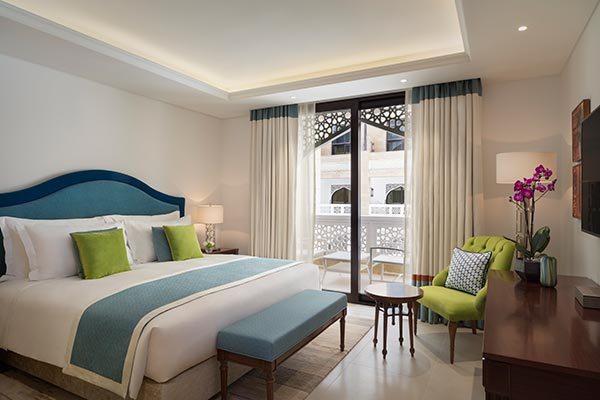 Al Najada Doha Hotel Apartments by Oaks - Two Bedroom Apartment