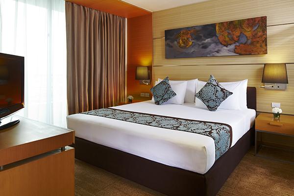Oaks Bangkok Sathorn | Official Website | Sathorn Hotel Bangkok