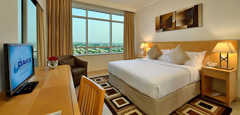 1 Bedroom Premier Apartment at Oaks Liwa Heights