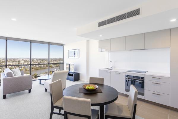 Milton Hotel Brisbane 1 2 Bedroom Apartments At The Milton Brisbane