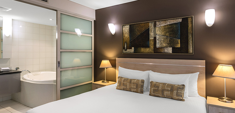 Serviced Apartments Adelaide | Oaks Embassy Official Site