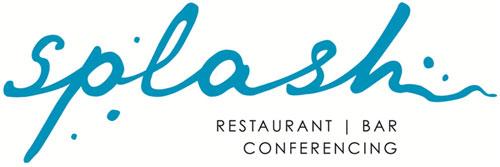 splash restaurant bar and conferencing logo