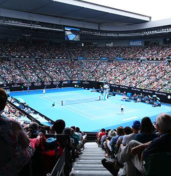 melbourne cbd hotels Rod Laver tennis arena near Oaks on Market hotel in Melbourne city