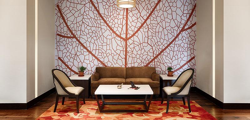 Oaks Bodhgaya India - Lobby